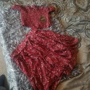 Two piece Zaful dress. ❤